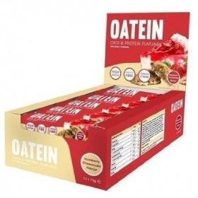 OATEIN Oats & Protein Flapjack - 12/1
